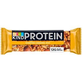 12kpl BE-KIND Protein Toasted Caramel Nut proteiinipatukka 50g