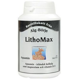 Alg-Börje LithoMax kalsiumtabletti 250tabl