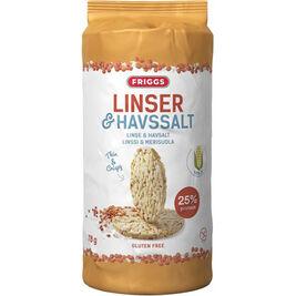 Friggs Linssi & Merisuola maissikakku 78g