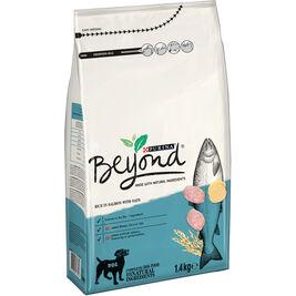 Purina Beyond Runsaasti Lohta koiranruoka 1,4kg
