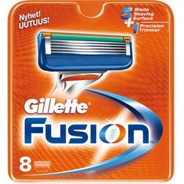 8kpl - Gillette Fusion 5 terä