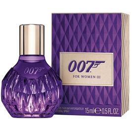 James Bond 007 Women III EdP naisten tuoksu 15ml