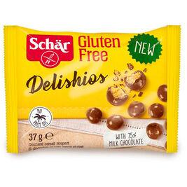 Schär Delishios maitosuklaa gluteeniton 37g