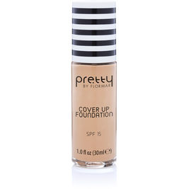 Pretty by Flormar Cover Up Foundation Porcelain meikkivoide 30ml