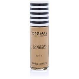 Pretty by Flormar Cover Up Foundation Light Ivory meikkivoide 30ml
