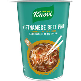8kpl Knorr Vietnamese Beef Pho riisinuudelit lihaliemessä 60g