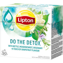Lipton Do The Detox pyramidi yrttitee 20ps