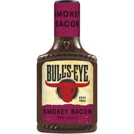 Bull's Eye Smokey Bacon BBQ-kastike 345g