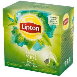 Lipton Green Mint pyramidi vihreä tee 20ps