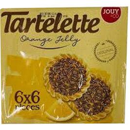 Jouy & Co Tartelette Orange Jelly leivos 264g