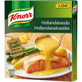 Knorr Hollandaisekastike kastikeainekset 3x22g