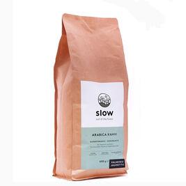 Slow Arabica keskipaahto suodatinkahvi 1000g (kts. kuvaus)