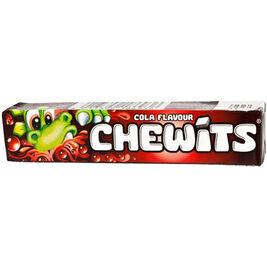 24kpl Chewits Cola hedelmätoffeepatukka 29g