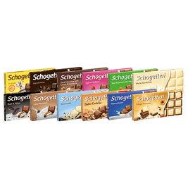 5kpl - Yllätystuote: Schogetten suklaa 100g