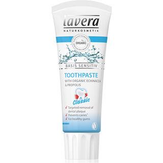 Lavera Basis Sensitive Toothpaste Classic hammastahna 75ml