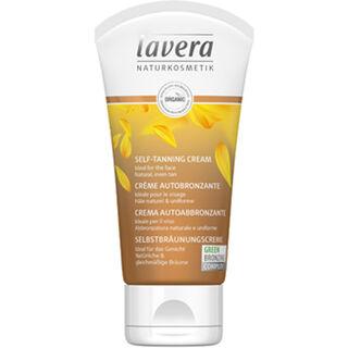 Lavera Self-Tanning Cream itseruskettava kasvovoide 50ml