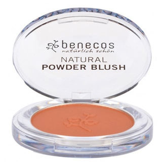 Benecos Natural Compact Blush Toasted Toffee poskipuna 5,5g