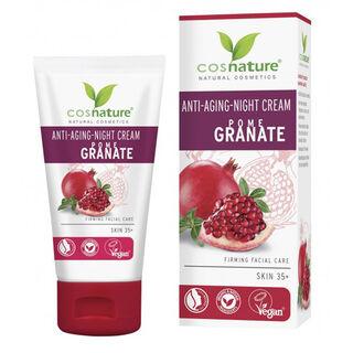 Cosnature Anti-Aging Night Cream Pomegranate yövoide 50ml