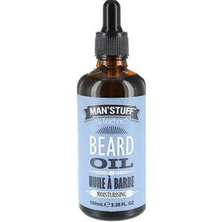 Man'Stuff Beard Oil partaöljy 100ml