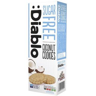 Diablo Coconut Cookie keksi sokeriton 150g