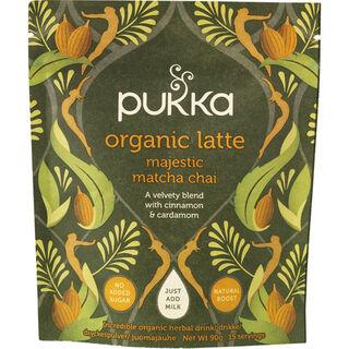 Pukka Organic Latte Majestic Matcha Chai juomajauhe luomu 90g