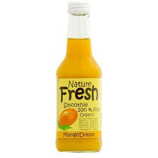 Nature Fresh Mango Dream smoothie luomu 0,25l
