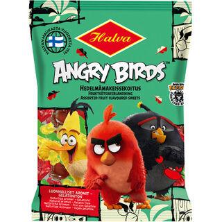 Halva Angry Birds hedelmämakeissekoitus 140g