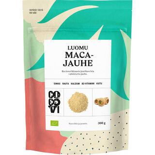 CocoVi macajauhe 100 % luomu 300g