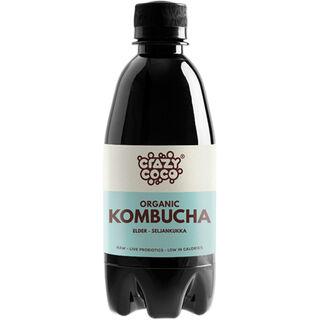 Crazy Coco Organic Kombucha Seljankukka 330ml