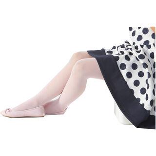 Koko 98-110cm Norlyn Jasmin 3D 30den Rosa lasten sukkahousut