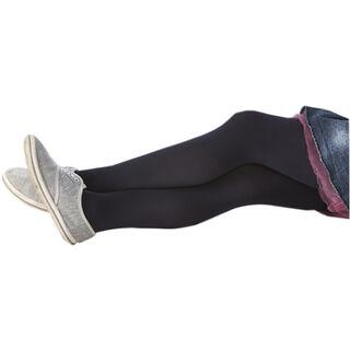 Koko 116-128cm Norlyn Iris 3D 50den Black lasten sukkahousut
