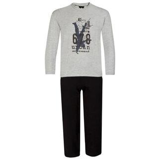 Koko 152/158cm Black Horse poikien pyjama Matthew M. Gray