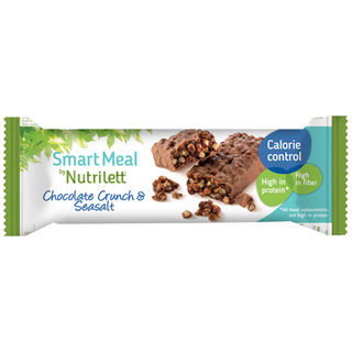 20kpl Nutrilett Chocolate Crunch & Seasalt ateriankorvikepatukka 60g