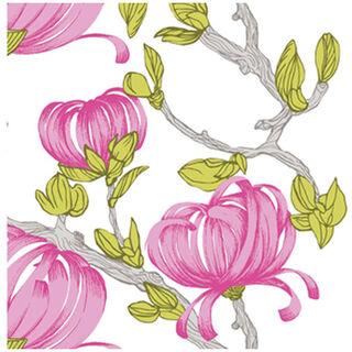 20kpl - Duni Vallila Sydänkäpy pinkki lautasliina 24cm