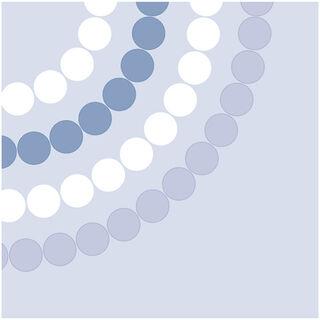 20kpl - Duni Aarikka Puisto sininen lautasliina 33cm