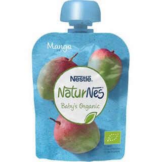 16kpl Nestlé NaturNes Mangoa hedelmäsose 6kk luomu 90g