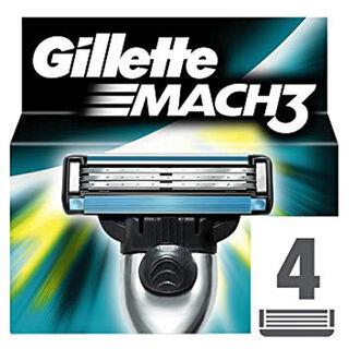 4kpl - Gillette Mach 3 terä