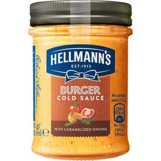 Hellmann's Burger hampurilaiskastike 190ml